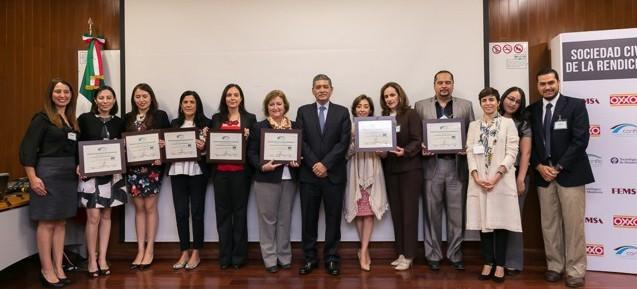 FEMSA, OXXO y Confío distinguen a OSC de Ciudad de México comprometidas con la transparencia