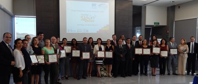 Presenta Confío, A.C. su V Informe de Actividades correspondiente al 2015