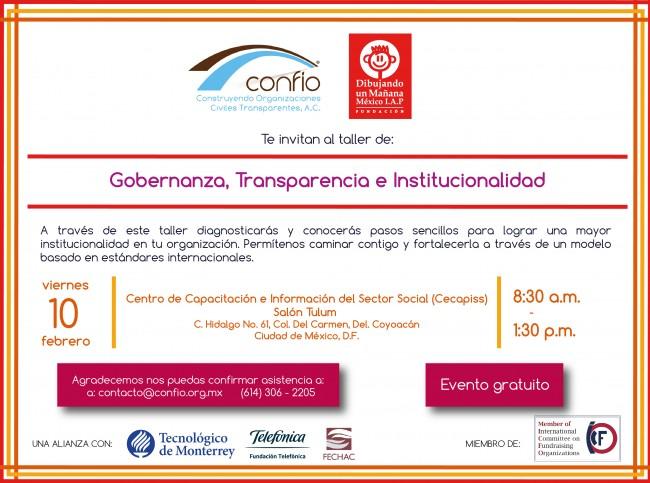 invitación FDM Ciudad de México 2017