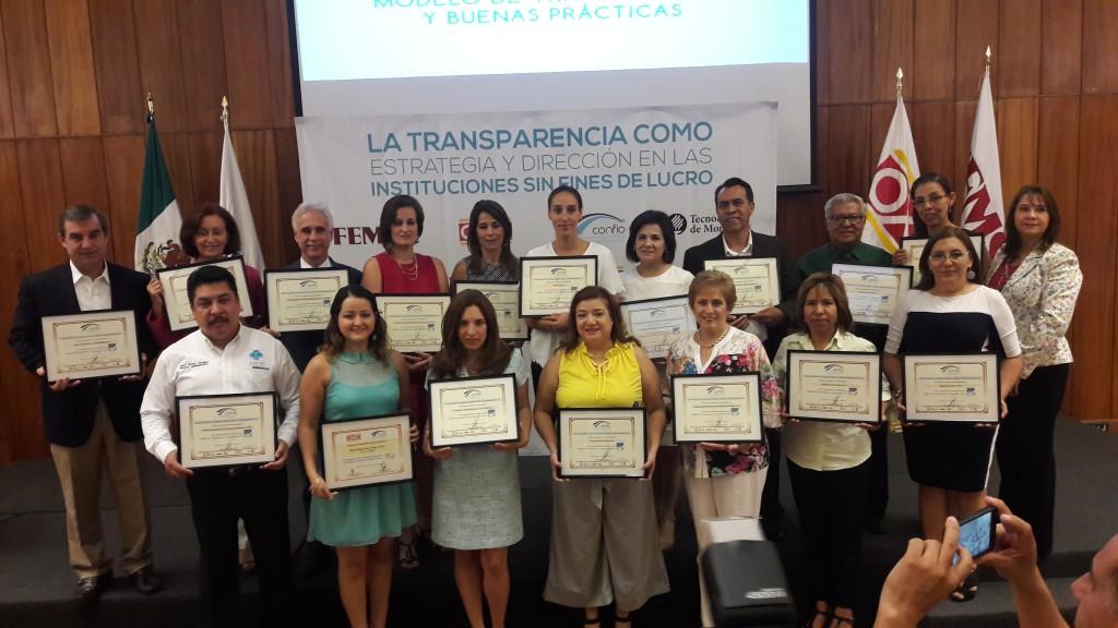 Femsa, OXXO y Confío reconocieron a OSC de Monterrey por su profesionalismo y transparencia